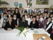 Встреча с писателем Тухтабаевым Худайберды